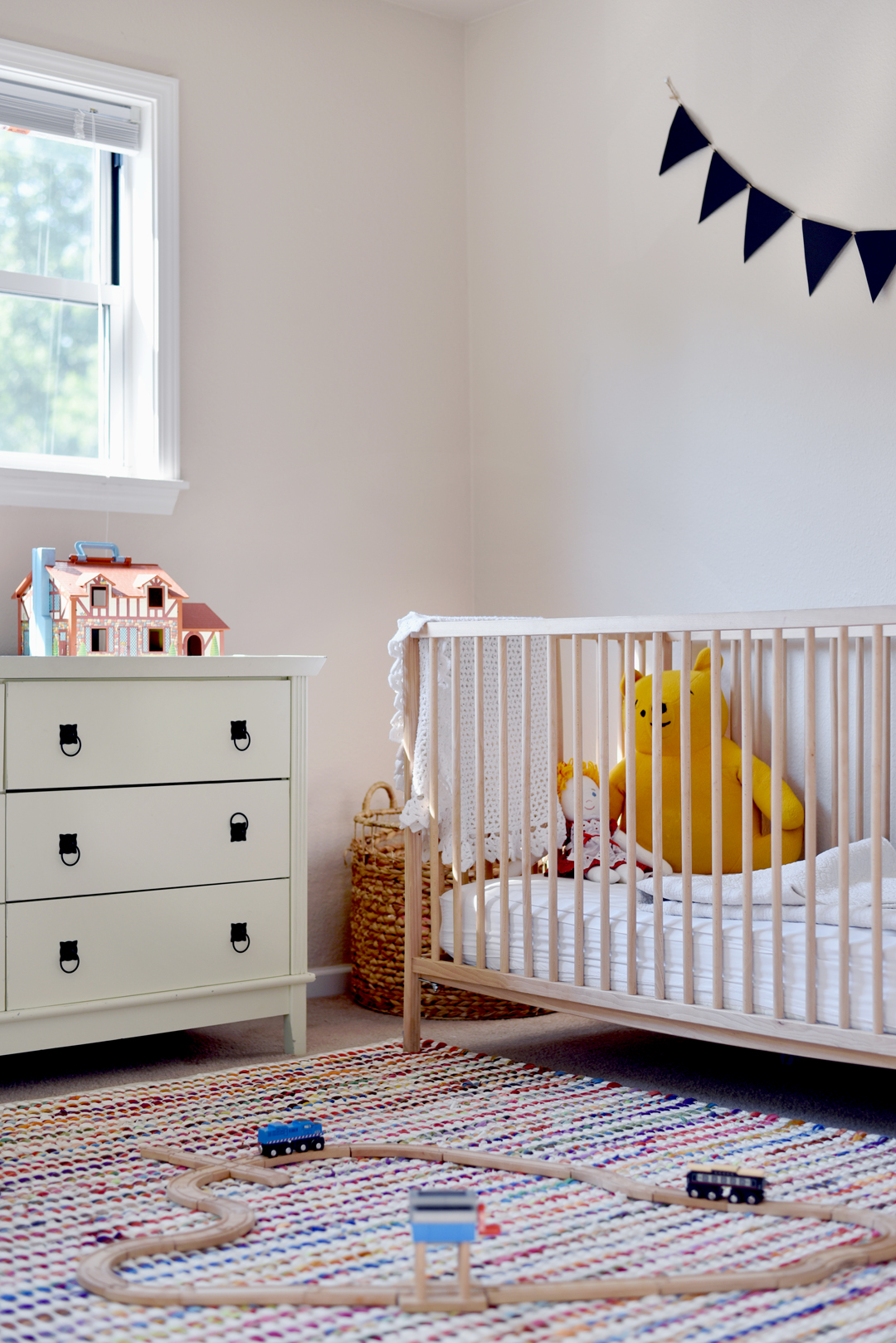 Lilah's First Nursery