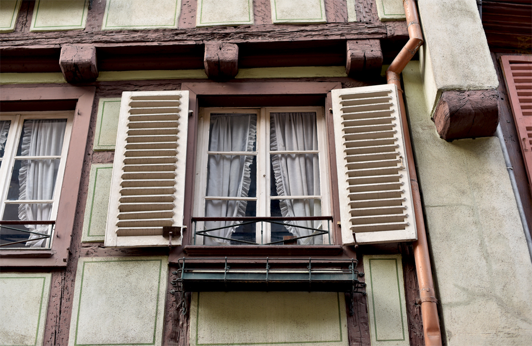 French Windowscape